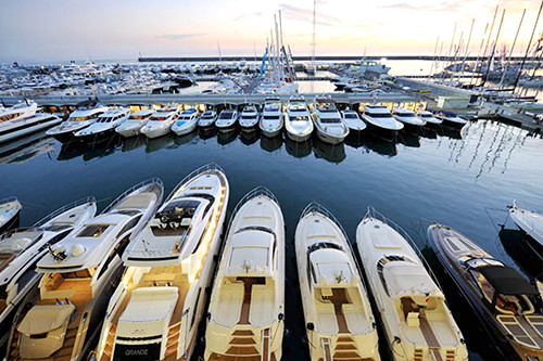 Lt Yachting Sardinia Berth and Buoy Reservation